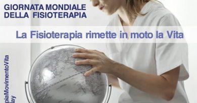 8 Settembre, La Fisioterapia Rimette In Moto La Vita: Proposte E Iniziative Di Aifi Per La Giornata Mondiale Della Fisioterapia